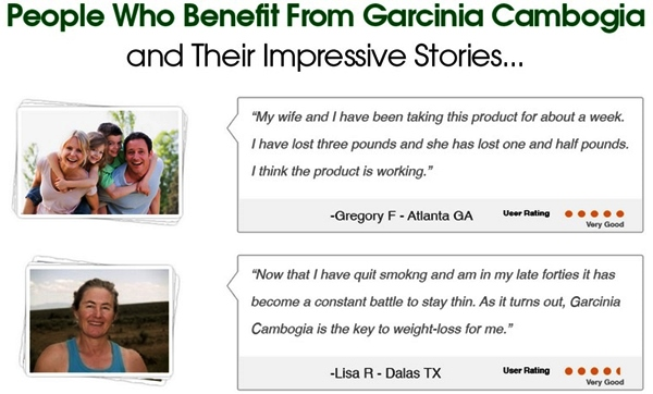 garcinia cambogia customer reviews